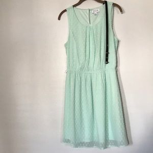 ELLE Mint Green Dress